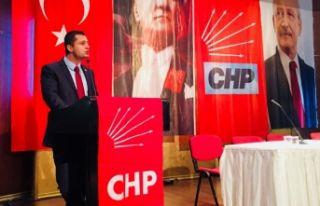 CHP'li Yücel'den AK Parti'ye çok...