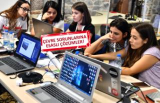 Gençler bu kez İzmir için tasarladı