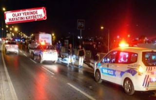 İzmir'de feci kaza!
