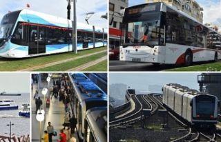 İzmir ulaşımında dev bayram indirimi