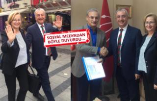 Karşıyaka'da eski başkan, bir kez daha göreve...