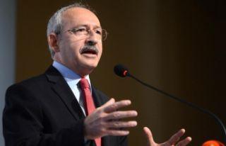 Kılıçdaroğlu: İş Bankası hisselerinin devri...