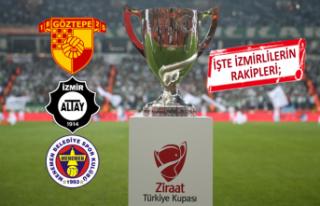 Türkiye Kupası'nda Göztepe'ye amatör...