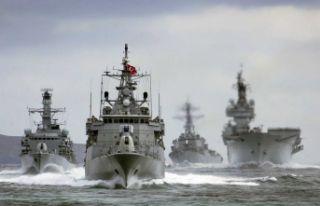 Ülkelerin deniz gücü sıralaması açıklandı!...