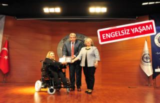 Başkan Çalkaya Engel tanımayan hizmetlerini anlattı