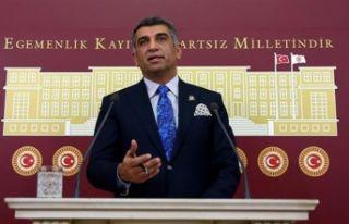 CHP'den Gürsel Erol'a uyarı cezası