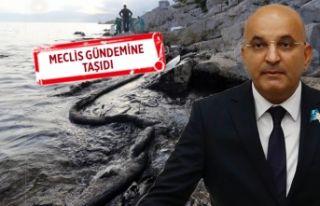 CHP'li Polat'tan 'çevre katliamı'...