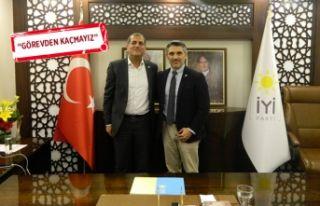 İYi Parti'nin 'dahi çocuğu' İzmir'e...