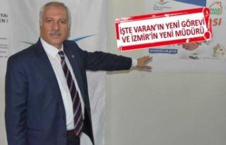 İzmir Çevre ve Şehircilik İl Müdürü Varan,...