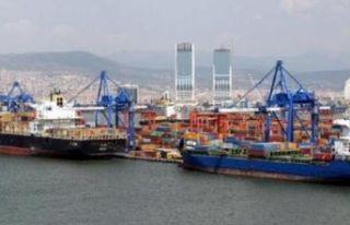 İzmir'de Ekim ayında ihracat arttı, ithalat...