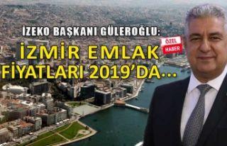 İzmir'de emlak fiyatları artacak mı?