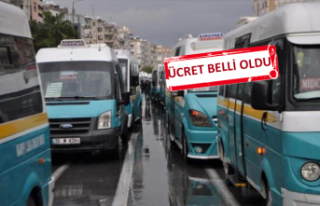 İzmir'de minibüslere zam