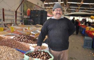 İzmir kestanesini İzmirli yiyemiyor