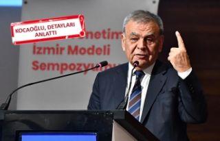 İzmir ulaşımında önemli adım