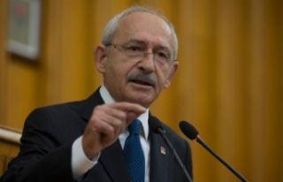 Kılıçdaroğlu: Öğretmen maaşı en az 6 bin TL...