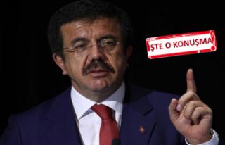Nihat Zeybekçi'den ilk açıklama !