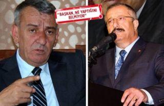 AK Partili Yılmaz'dan CHP'li Şenol'a...
