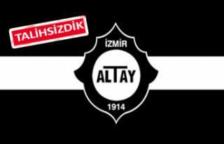 Altay evinde kayıp