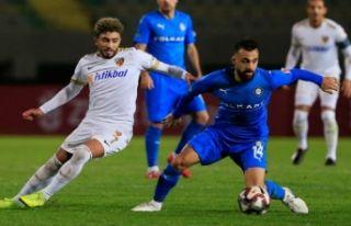 Altay kupada Kayseri'ye takıldı!