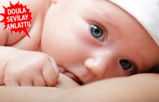 'Bebeğim emerken ısırıyor' Ne yapmalıyım?