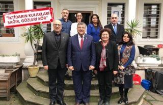 CHP'li Sındır'dan Trabzon çıkarması