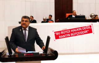 """CHP'li Sındır, """"Faize 117, Bütün Belediyelere..."""