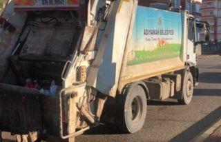 Çöp kamyonu ölüme yol açtı!