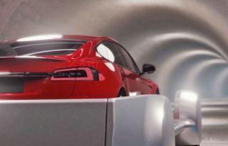 Elon Musk tünel açmaktan vazgeçti