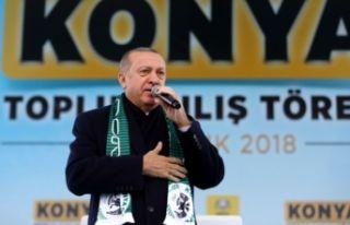 Erdoğan: Operasyon her an başlayabilir!