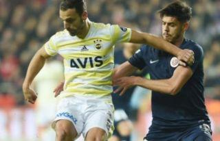 Fenerbahçe ilk yarıyı 17. tamamladı