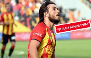 Halil Akbunar'dan Göztepe'ye 3 yıllık...