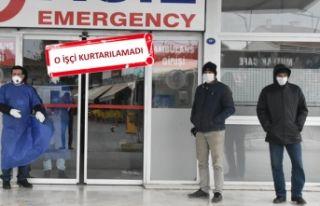 İzmir'de kimyasal alarmı