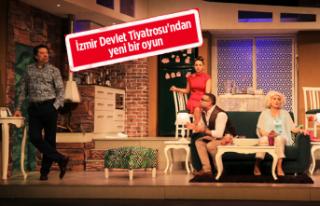 İzmir Devlet Tiyatrosu 2018'i 'Paraya Hayır'...