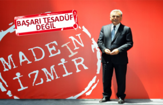 """""""İzmir'in yeni başkanı çok şanslı..."""