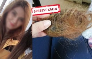 İzmirde hasta yakını 112 görevlisi kadının saçlarını...