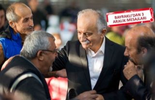 Karabağ: Asıl engelliler, ahlak sorunu olanlardır