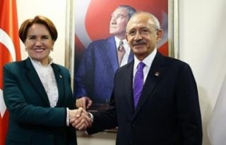 Kılıçdaroğlu ile Akşener bu akşam bir araya...