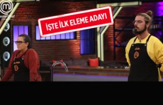 MasterChef Türkiye'de eleme adayı kim oldu?