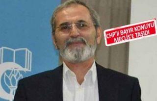 Prof. Dr. İbrahim Emiroğlu üniversitedeki görevinden...