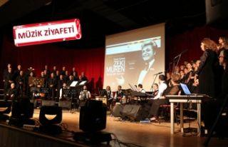 Sanat Güneşi Gaziemir'de özel konserle anıldı