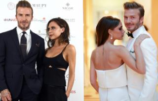 Victoria Beckham David Beckham çifti boşanıyor...