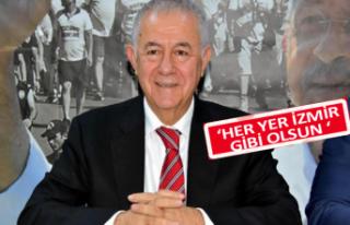 Yüksel'den Zeybekci'ye yanıt: İzmir'i...