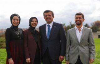Zeybekci ailesinde düğün heyecanı