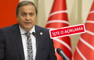 CHP Genel Başkan Yardımcısı Torun'dan Kocaoğlu...