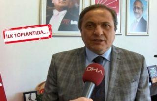 CHP'li Torun'dan 'İzmir adayı' açıklaması