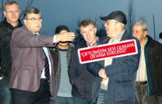 CHP'li Sındır: Kemalpaşa'da üreticilerimizi...