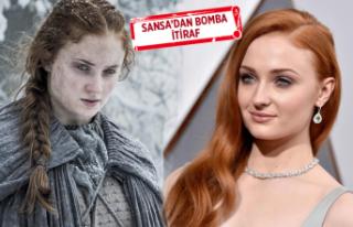 Game of Thrones'un Sansa'sı Sophie Turner: Dizi...