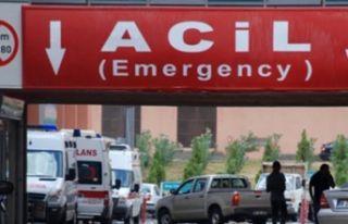 Adliyede gaz sızıntısı: 34 kişi zehirlendi