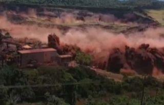 Baraj faciası sonucu ölenlerin sayısı 121'e...
