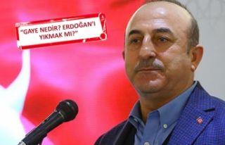 Çavuşoğlu'ndan CHP'ye HDP tepkisi!